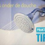 Seks onder de douche - praktische tips!