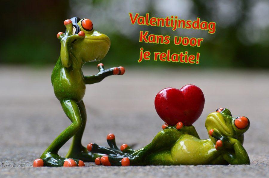 Valentijnsdag: Kans voor je relatie!