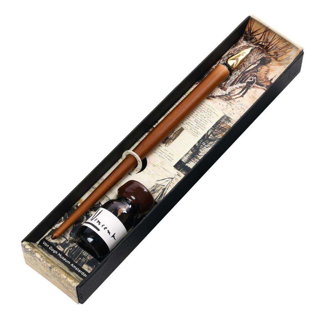 VAN GOGH INK SET Mooie inkt set geinspireerd op Van Gogh's brieven. Leuk om cadeau te geven! | € 12,95