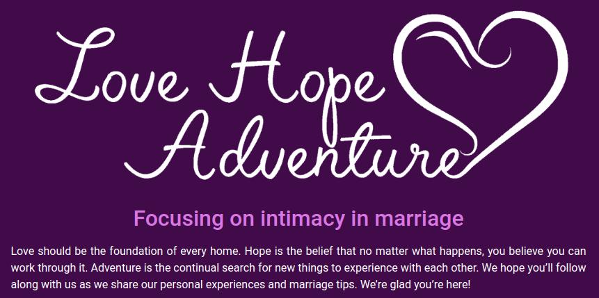 LoveHopeAdventure.com